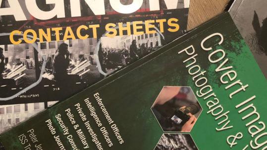 Fotografia Detektywistyczna: 3 książki o fotografii dla detektywa